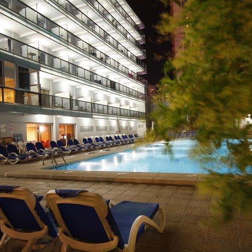 Piscine Hôtel Perla