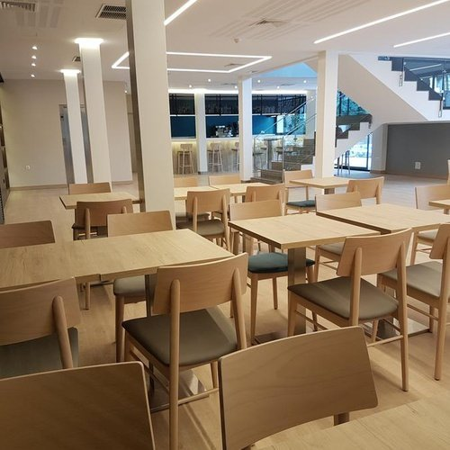 CAFETERÍA Hôtel Perla